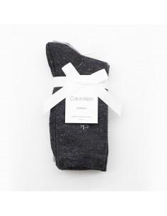 Calvin Klein Underwear - Set quattro calzini con logo