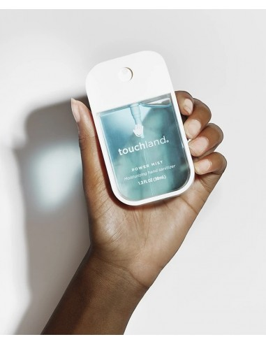 Touchland - Hydrating hand sanitizer...
