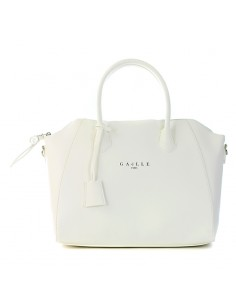Gaelle Paris - Bag with front logo and charm
