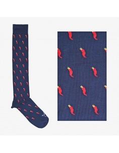 Fefè Glamour - Long socks Cornetto