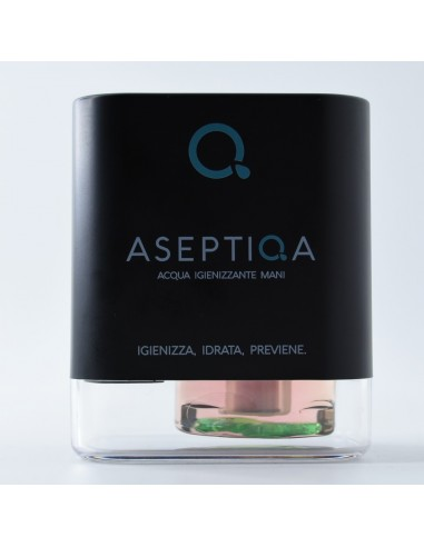 Aseptiqa - Electronic nebulizer for hand