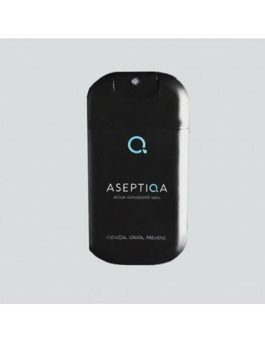 Aseptiqa - Igienizzante mani tascabile