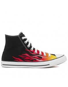 Converse - High sneakers Chuck Taylor All Star Hi Archive Print