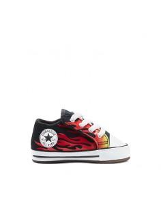 Converse - Sneakers da culla Archive Flames Chuck Taylor All Star