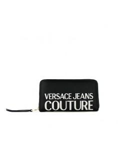 Versace Jeans Couture - Portafogli con logo in rilievo