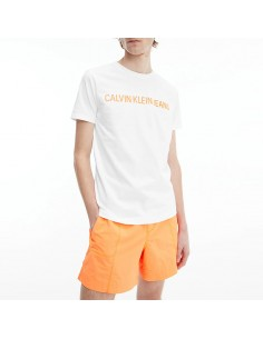 Calvin Klein - T-shirt with...