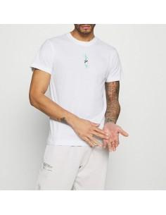 Calvin Klein - T-shirt with multilogo