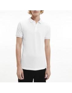 Calvin Klein - Two botton polo shirt with logo