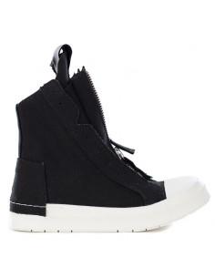 Cinzia Araia - High top sneakers double zip