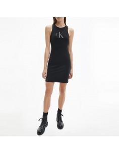 Calvin Klein Jeans - Vestito con logo