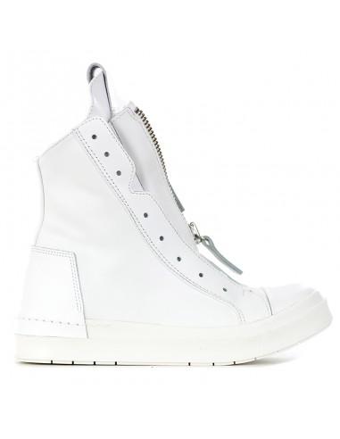 Cinzia Araia - Sneakers alta doppia zip