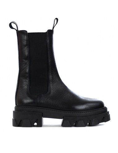 Brando - Ankle boot with elasticized...