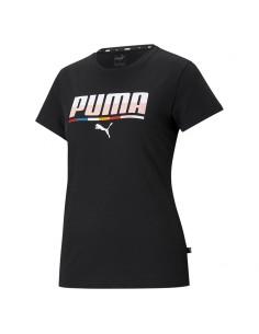 Puma - T-shirt con logo...