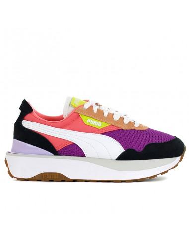 Puma - Sneakers Cruise Rider Silk...