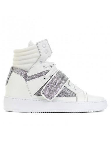 Thoms Nicoll - Sneakers alta con velcro