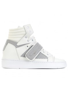 Thoms Nicoll - High Sneakers with logo