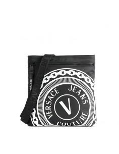 Versace Jeans Couture - Tracolla con logo in rilievo