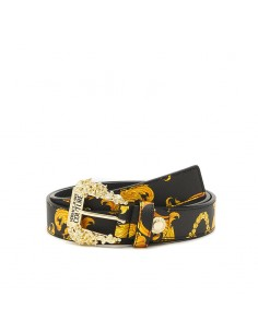 Versace Jeans Couture - Belt with baroque print