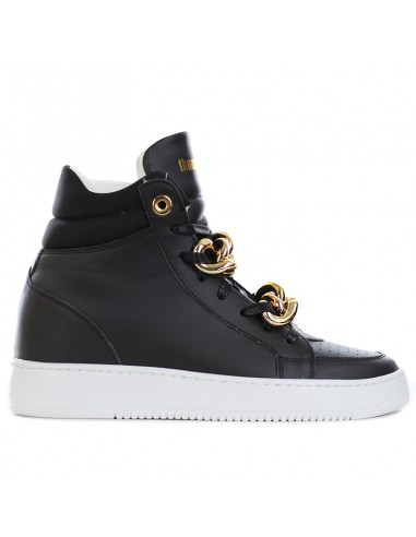 Thoms Nicoll - High Sneakers with chain