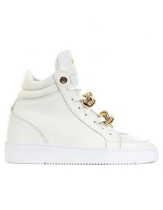 Thoms Nicoll - Sneakers alta con catena