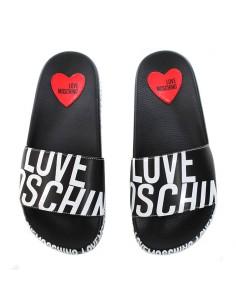 Love Moschino - Slipper con logo