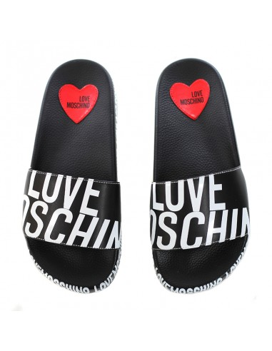 Love Moschino - Slipper with all over...
