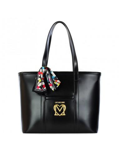 Love Moschino - Borsa shopping con...