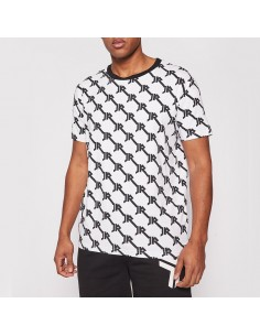Richmond - T-shirt with all over logo