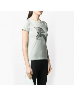 Richmond - T-shirt with studs logo