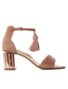 Exé - Sandal with tassels