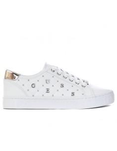 Guess - Sneakers con logo e...