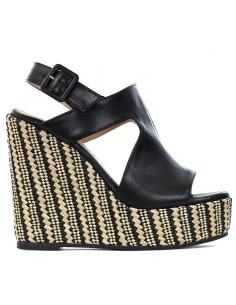 Albano - Sandal with wedge