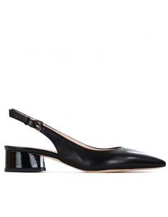 Tiffi - Chanel with heel strap