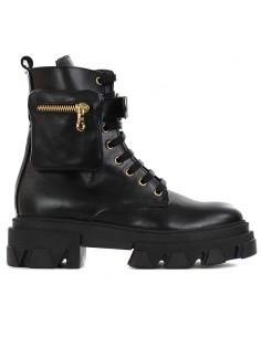 Aria Shoes - Combat boot...