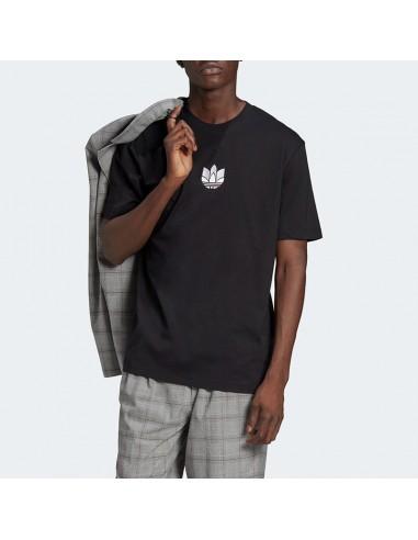 Adidas - T-Shirt Loungewear Adicolor...