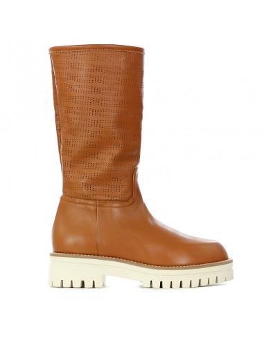 Isabel Ferranti - Boot with zip