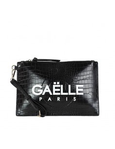 Gaelle Paris - Pochette con logo frontale