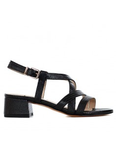 L'amour -  Sandal with heel strap
