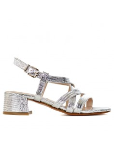 L'amour -  Sandal with heel...
