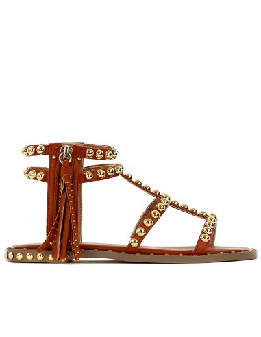 Exé - Sandal with all over studs