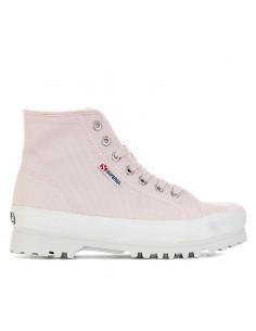 Superga - Sneakers mid Alpina con logo