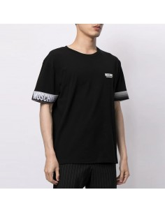 Moschino - T-shirt with all...