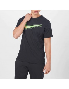 Nike - T-shirt with swoosh...