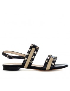 Albano - Sandals with studs