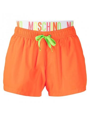 Moschino Swim - Costume da mare con logo