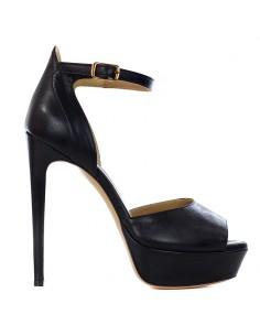 Wo Milano - Open toe with ankle strap