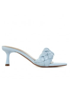 Exé - Sandal with woven upper