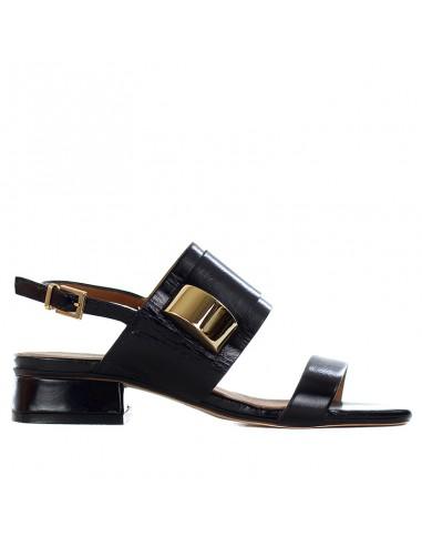 Carmens Padova - Sandalo con accessorio