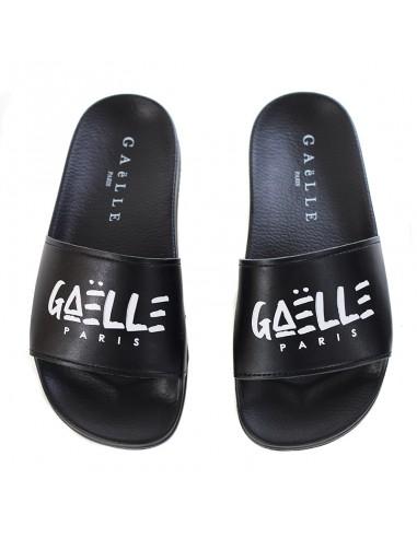Gaelle Paris - Slipper con logo