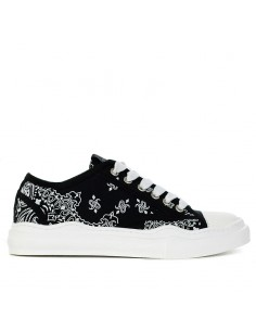 Spark - Sneakers con stampa bandana